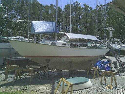 Boat Bottom Repair andPaint