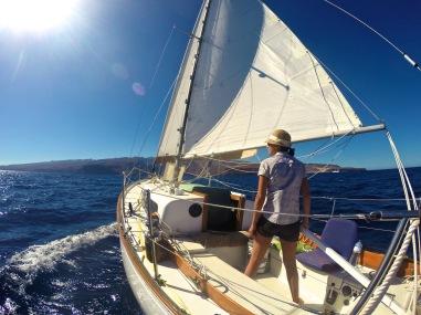 Deb sailing