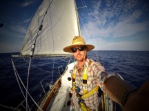 Sailing to Bermuda