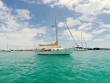 At Anchor in Bermuda