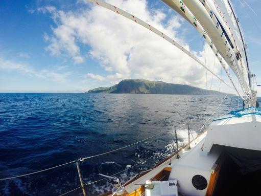 Azores Landfall
