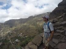 View of Valle Gran Rey