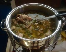 Epic fish soup